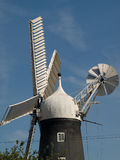 Burgh Windmill Stock Photography
