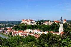 Burghausen Images stock