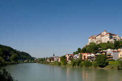burghausen Obraz Royalty Free