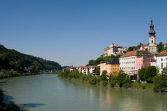 Burghausen Fotografia de Stock Royalty Free