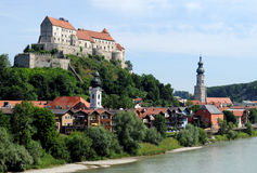 Burghausen Royalty Free Stock Photo