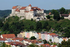 Burghausen Royalty Free Stock Photos