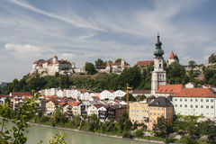 Burghausen Royalty Free Stock Images