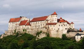 Burghausen in Germany Stock Photography