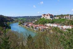 Burghausen, Germany Royalty Free Stock Image