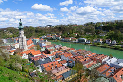 Burghausen, Germany Stock Photography