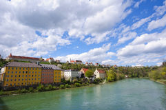 Burghausen, Germany Stock Images