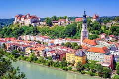 Burghausen, Germany Stock Photo