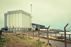 Burghead distillery Royalty Free Stock Photo