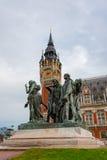 The Burghers of Calais (Les Bourgeois de Calais) Stock Images