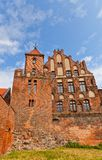 Burghers Hall (1489) in Torun, Poland Royalty Free Stock Photos