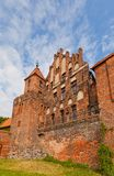 Burghers Hall (1489) in Torun, Poland Stock Images