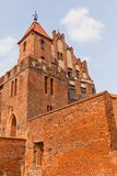 Burghers Hall (1489) in Torun, Poland Royalty Free Stock Images