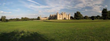 burghley England dom Obrazy Royalty Free