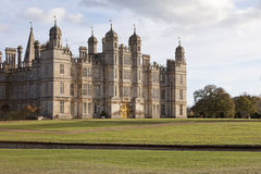 Burghley House Royalty Free Stock Image