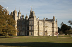 Burghley House Stock Images