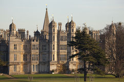 Burghley House Royalty Free Stock Photography