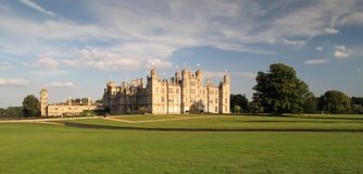 Burghley House, England Royalty Free Stock Images