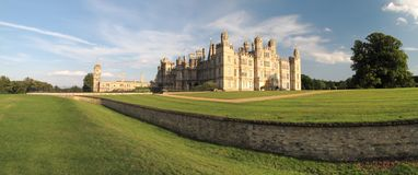 Burghley House, England Stock Photos