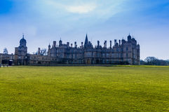 Burghley House 4 Stock Photo