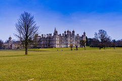 Burghley House  3 Stock Image