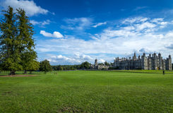 Burghley House. Burghley one of Englands greatest Elizabethan houses Royalty Free Stock Images