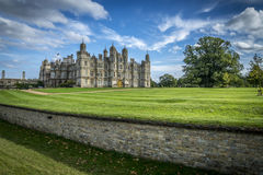 Burghley House. Burghley one of Englands greatest Elizabethan houses Stock Photography