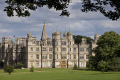 Burghley House in Stamford, England Royalty Free Stock Photography