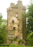 Burgie Castle. Royalty Free Stock Photography