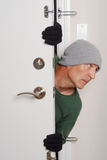 Burglar royalty free stock photography