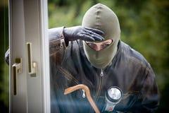 Burglar Stock Photo