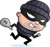 Burglar royalty free illustration