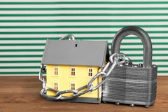 Burglar Alarm Stock Photos