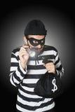 Burglar Royalty Free Stock Photography