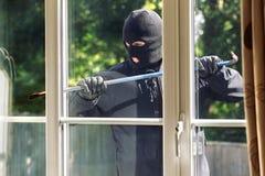 burglary Royalty-vrije Stock Foto's