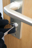burglary Στοκ Εικόνες