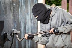 burglary Imagem de Stock Royalty Free