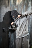 burglary Fotos de Stock
