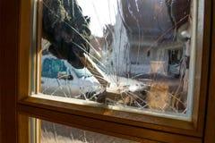 Burglary Stock Photo