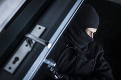 Burglary Stock Photos