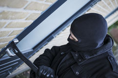 Burglary Stock Photography