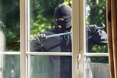 Burglary Royalty Free Stock Photos
