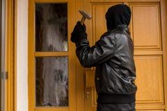 Burglary Royalty Free Stock Photography