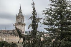 Burgo de Osma Foto de Stock Royalty Free