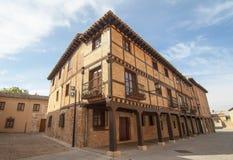 Burgo de Osma Soria, Ισπανία στοκ εικόνα με δικαίωμα ελεύθερης χρήσης