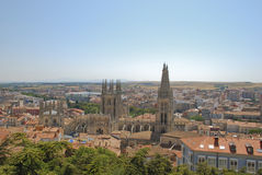 Burgos Royalty Free Stock Photography