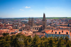 Burgos Royalty Free Stock Images