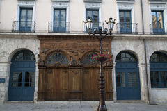 Burgos Stockbild