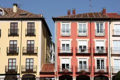 Burgos royalty free stock image