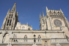 Burgos royalty free stock photo